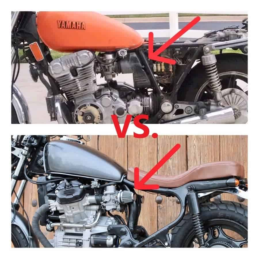Motorcycle Pod Filters vs  Air Box: A Buyer's Guide