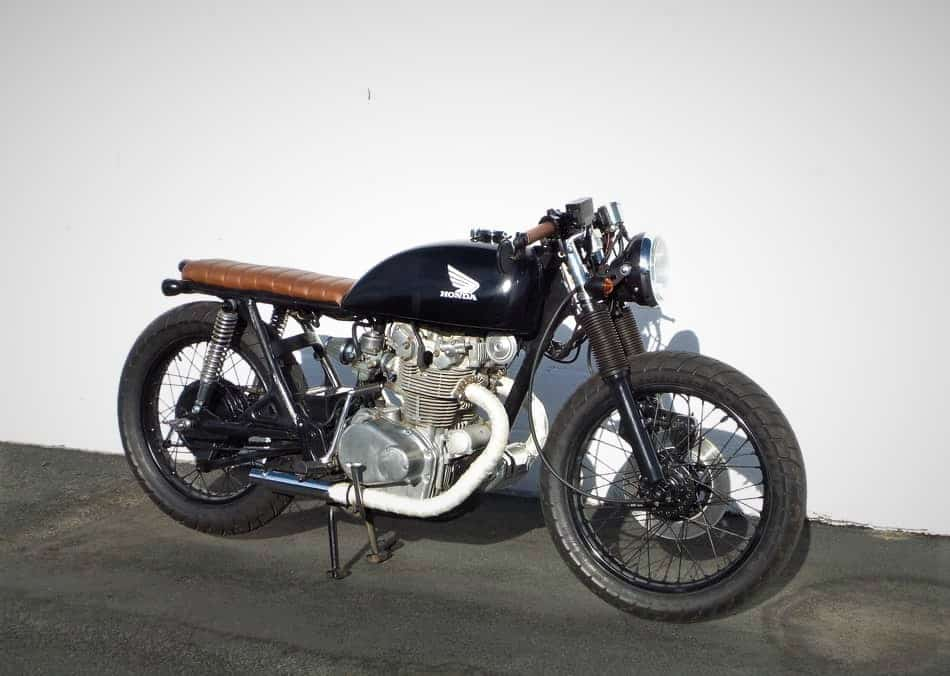 Your Detailed Guide On How To Build a Stunning Cafe Racer ... on
